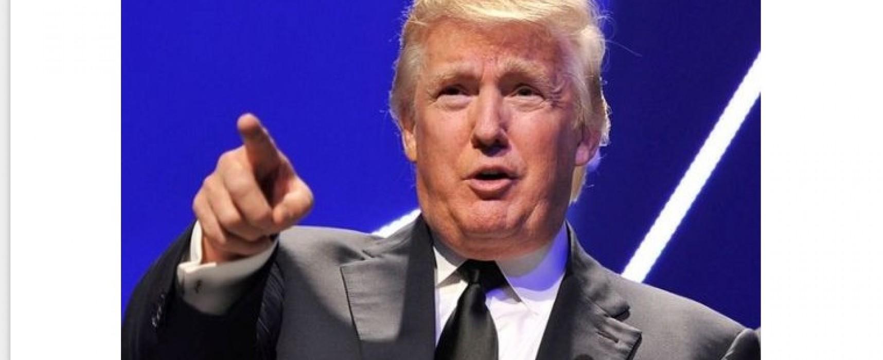 Fake: D. Trump propuso mudar a los habitantes de los países Bálticos al África