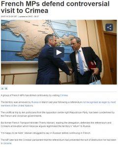Website screenshot euronews.com