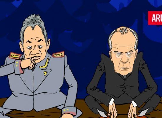 Время врать №34. Чем Керри шантажировал Путина?