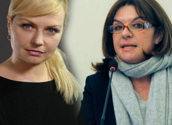 Les réponses de SBU et de Nathalie Goulet se sont « perdu » dans le temps