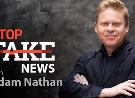 Noticias StopFake #80 сon Adam Nathan en inglés