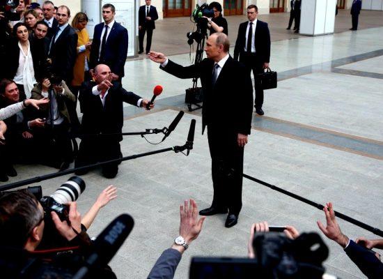 Helle Dale: The Russian Propaganda War on Reality