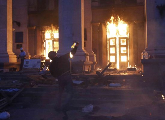 Two Years Later, Kremlin's Lethal Lies about Odesa Fire Still Motivate Donbas Recruits