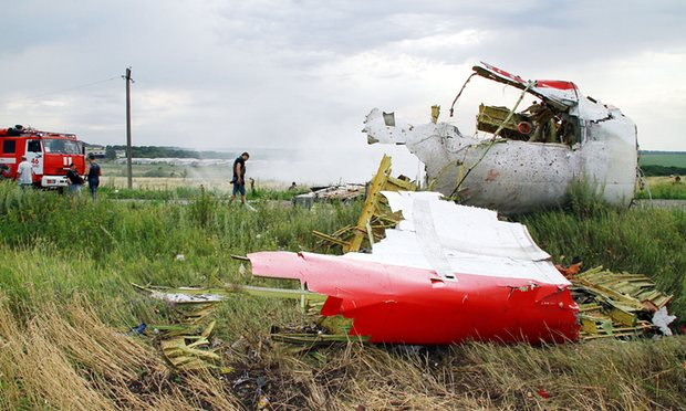 Conspiracy Files: Who Shot Down MH17? Photograph: Oleg Vitulkin/BBC