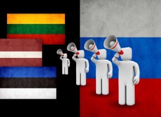Kremlin's infowar in the Baltics