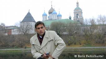 Германският журналист Борис Райтшустер е работил дълги години в Москва
