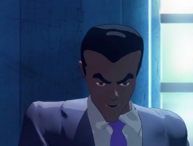 Antiheroe de la animación Leonard