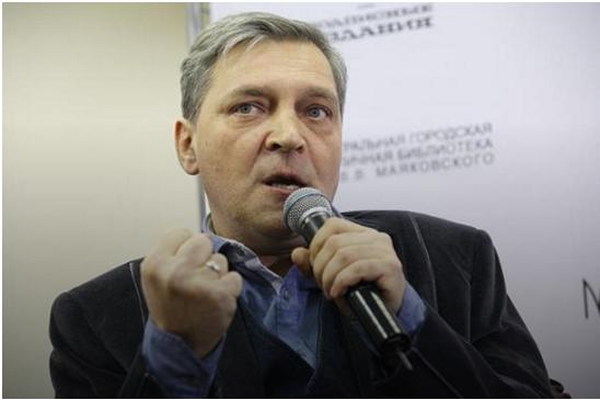 Exdiputado del parlamento ruso, Alexandr Nevzorov