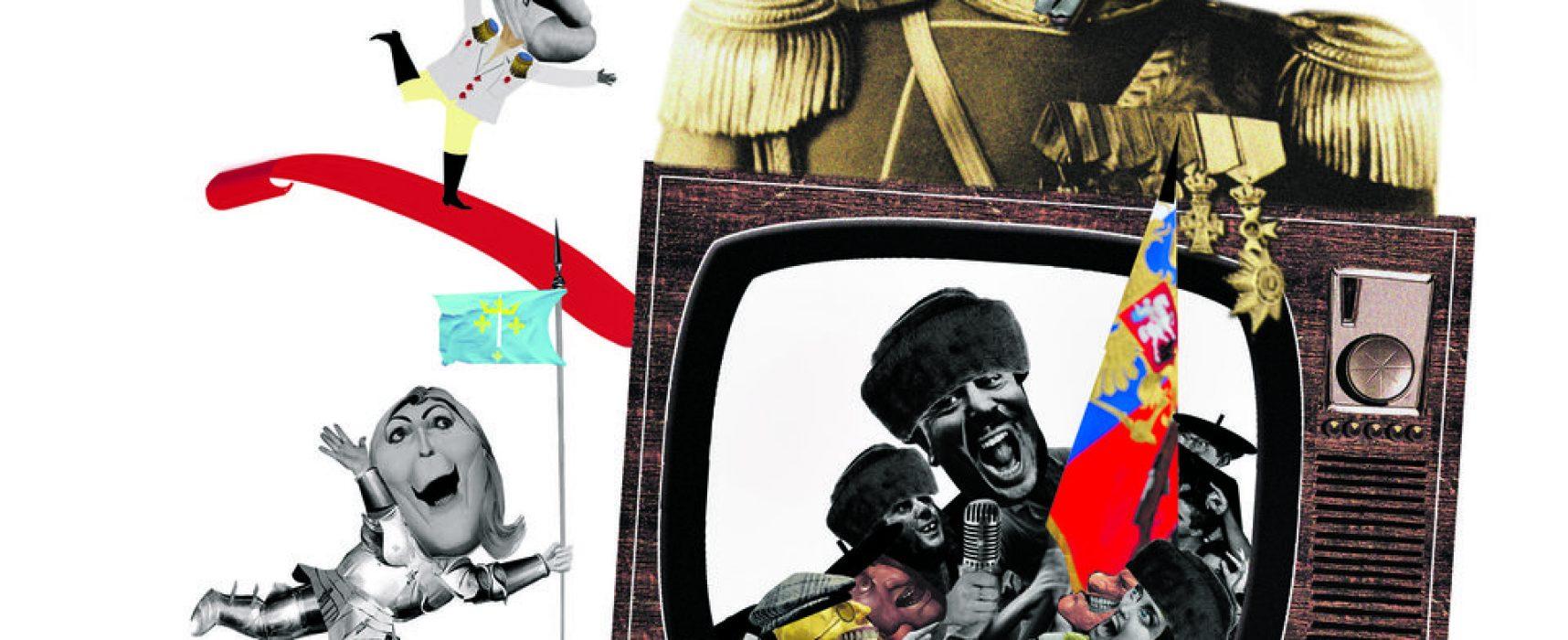 Russia Today : allo Paris, ici Moscou