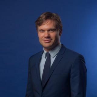 Sijbren de Jong. Op: volkskrant.nl