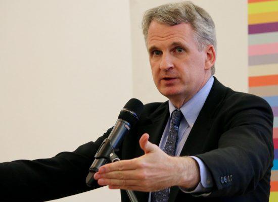 Timothy Snyder: Ja voor de veiligheid in Europa