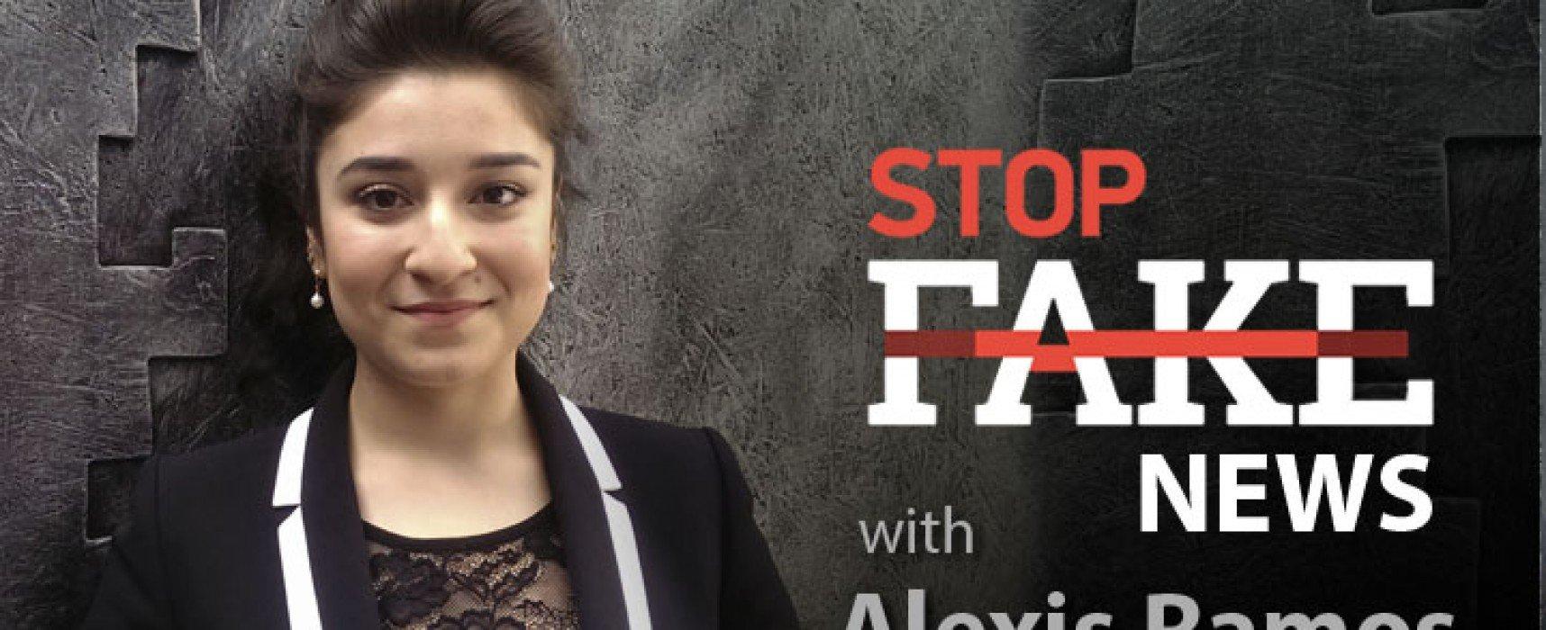 Noticias StopFake#79 con Alexis Ramos en inglés
