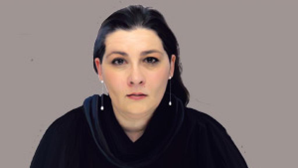Французская исследовательница Сесиль Вессье. Фото DR
