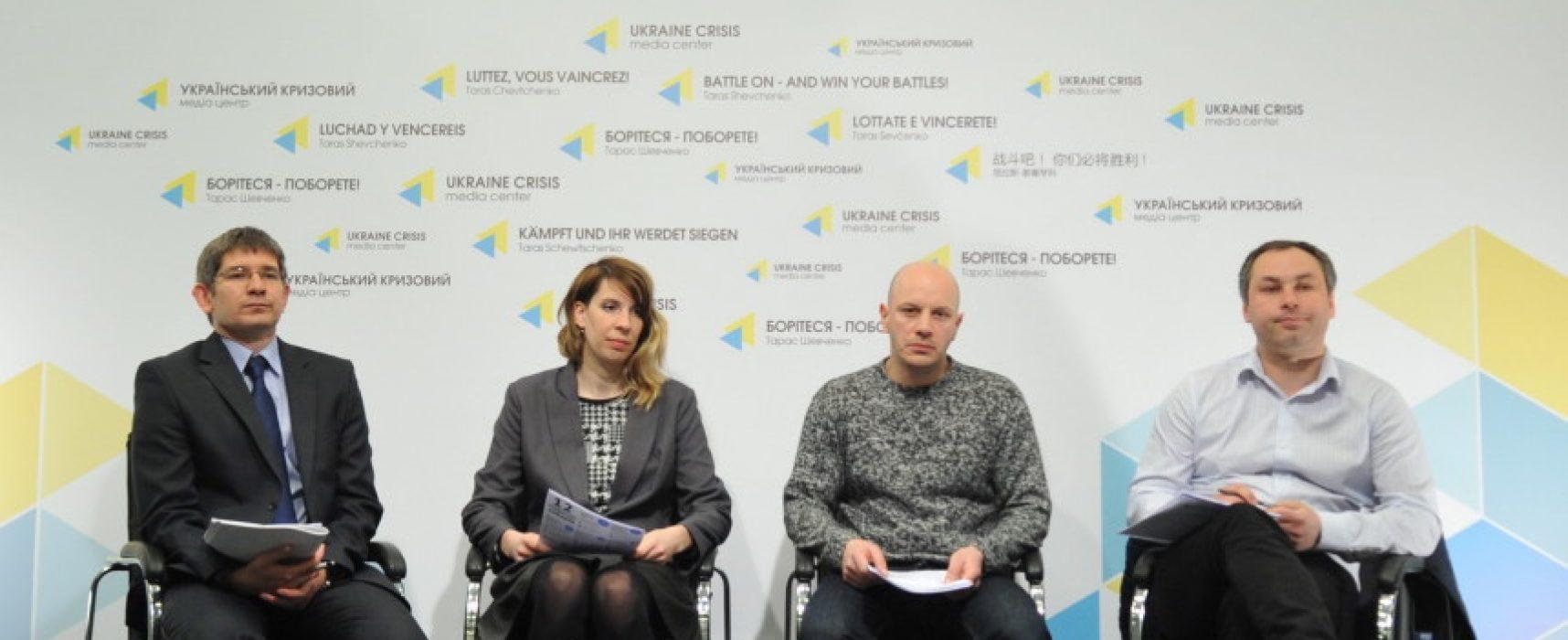 La corruzione in Ucraina