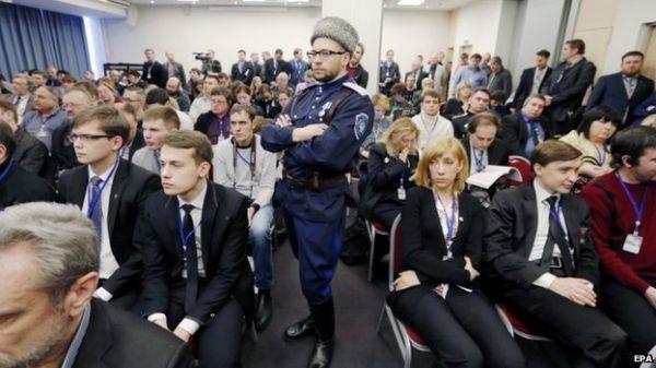 Forum a San Pietroburgo del 22 marzo