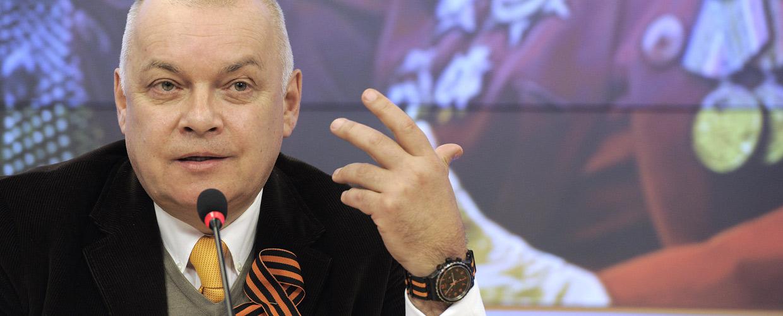 Российская идеология Скриншот передачи «Вести недели» на телеканале «Россия 1». Источник: russia.tv