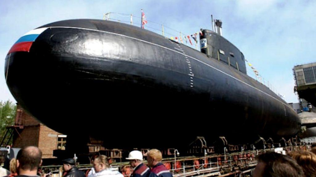 """Подводницата """"Краснодар"""""""