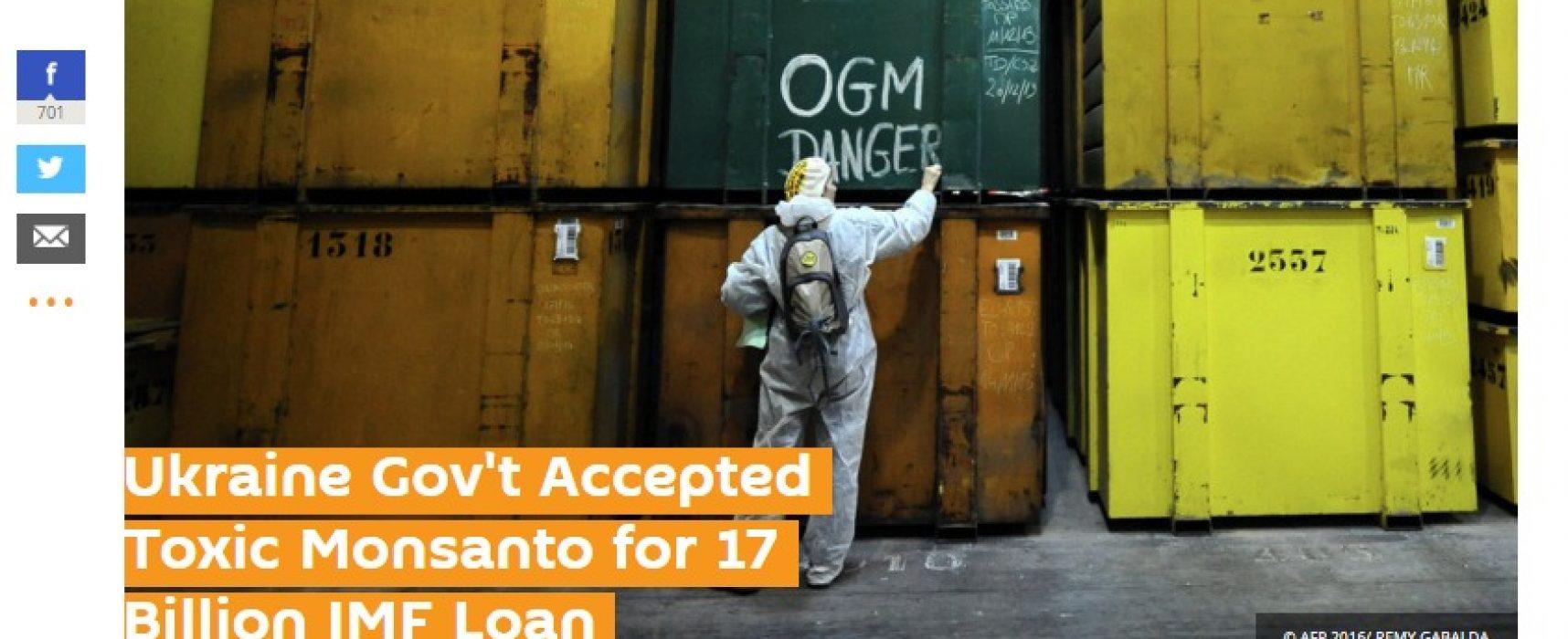 Как СМИ измислиха връзка между Споразумението за асоцииране и ГМО