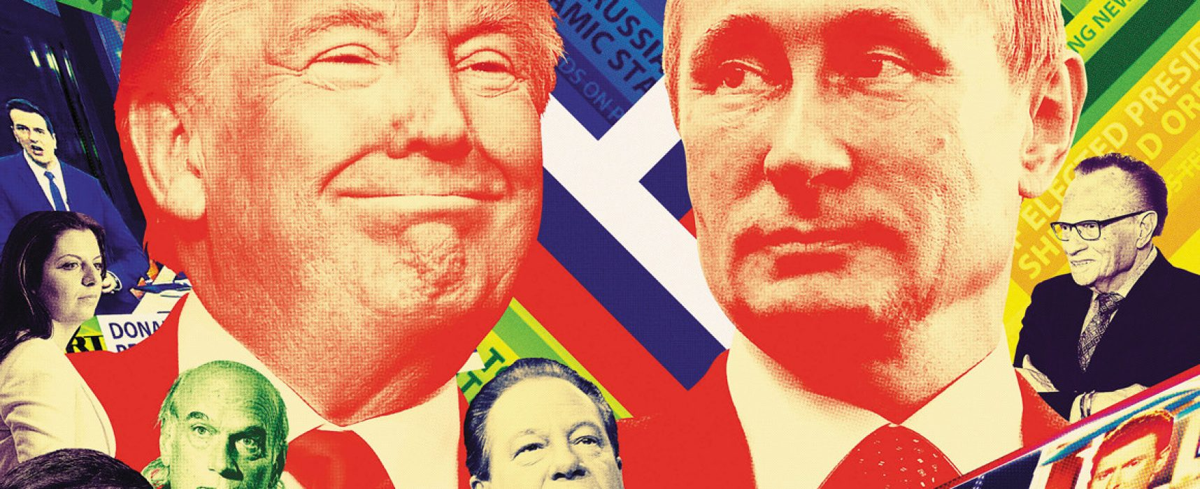 How Donald Trump became the Kremlin's Candidate