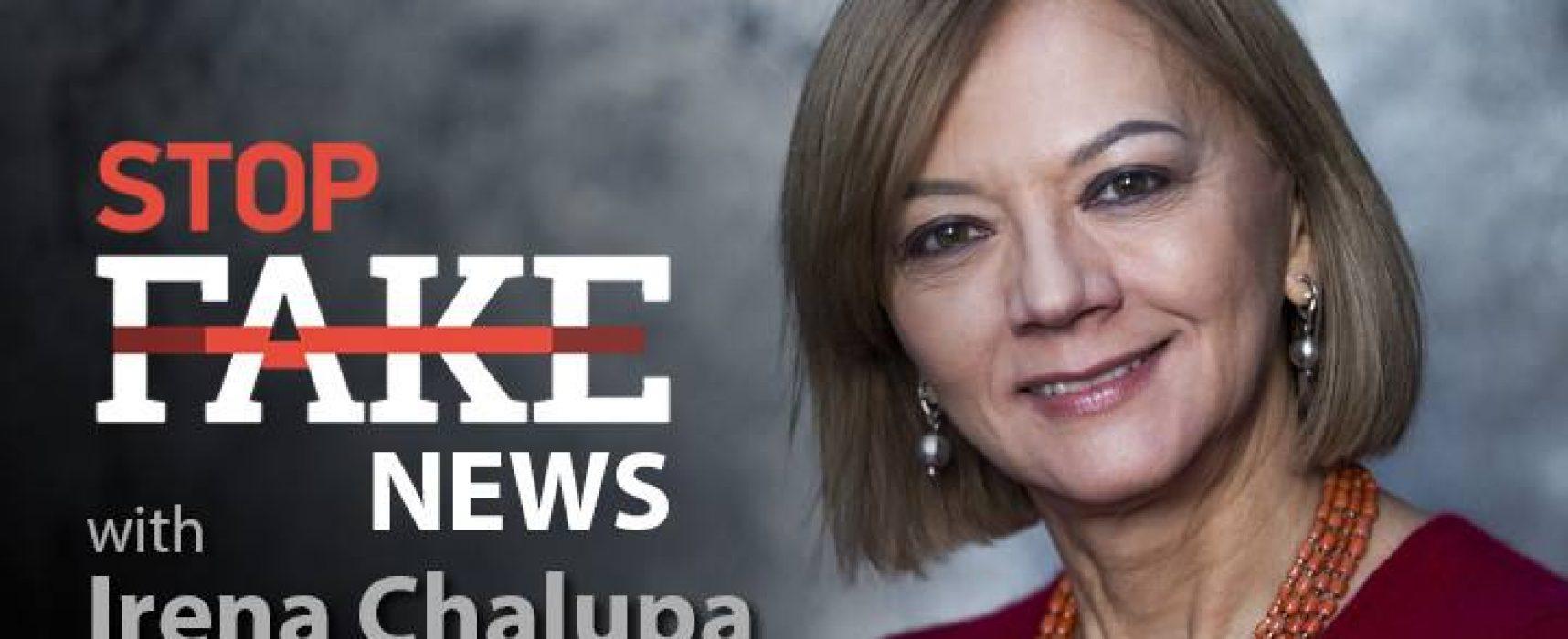 StopFakeNews #82 [Engels] met Irena Chalupa
