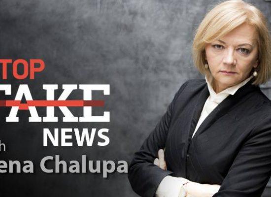 StopFakeNews #83 with Irena Chalupa