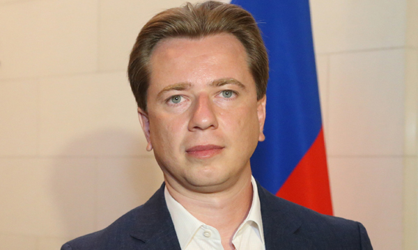 Vladimir Burmatov