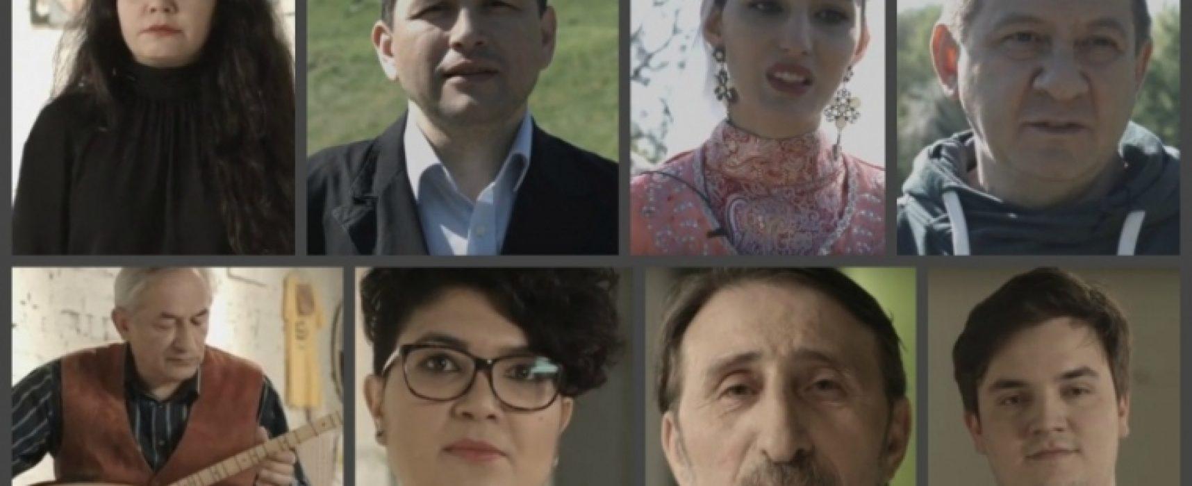 Крымские татары записали видеообращение о трагедии своего народа