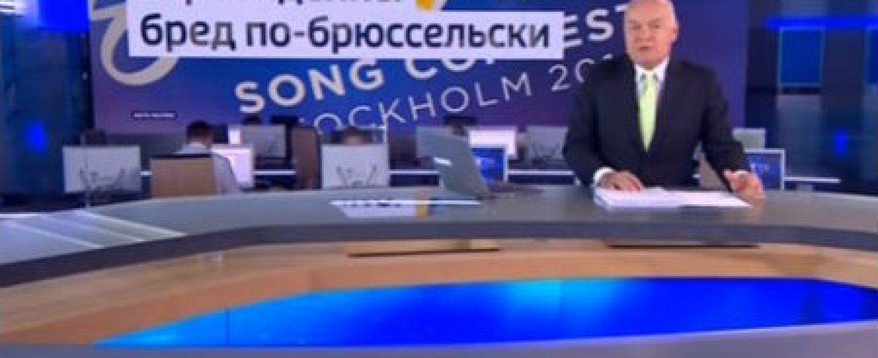 Телепропаганда. Май 2016