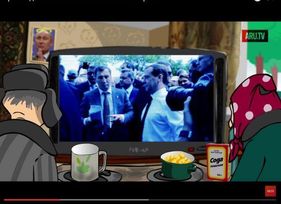 Ватные Вести. «Денег нет»: разрыв шаблона от Медведева