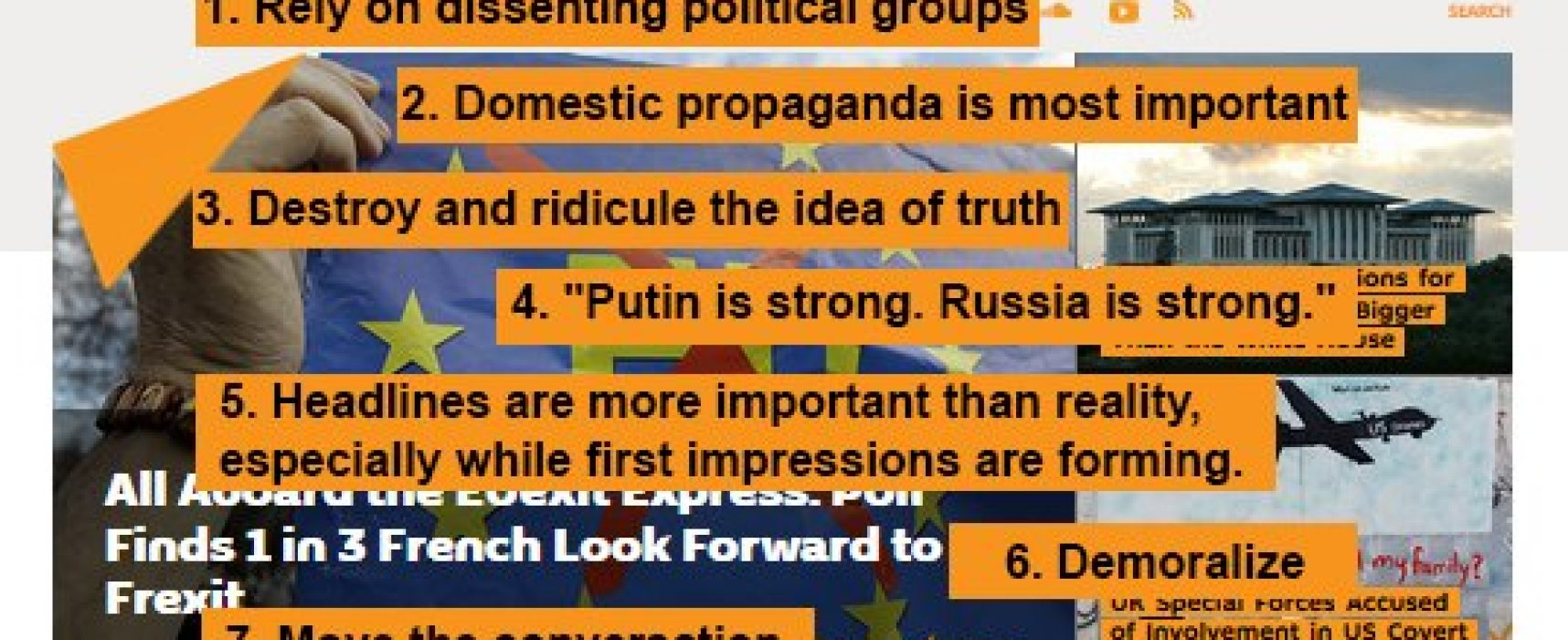Kremlin Watch Monitor. May 23, 2016