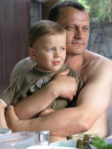 Карпюк з дитиною