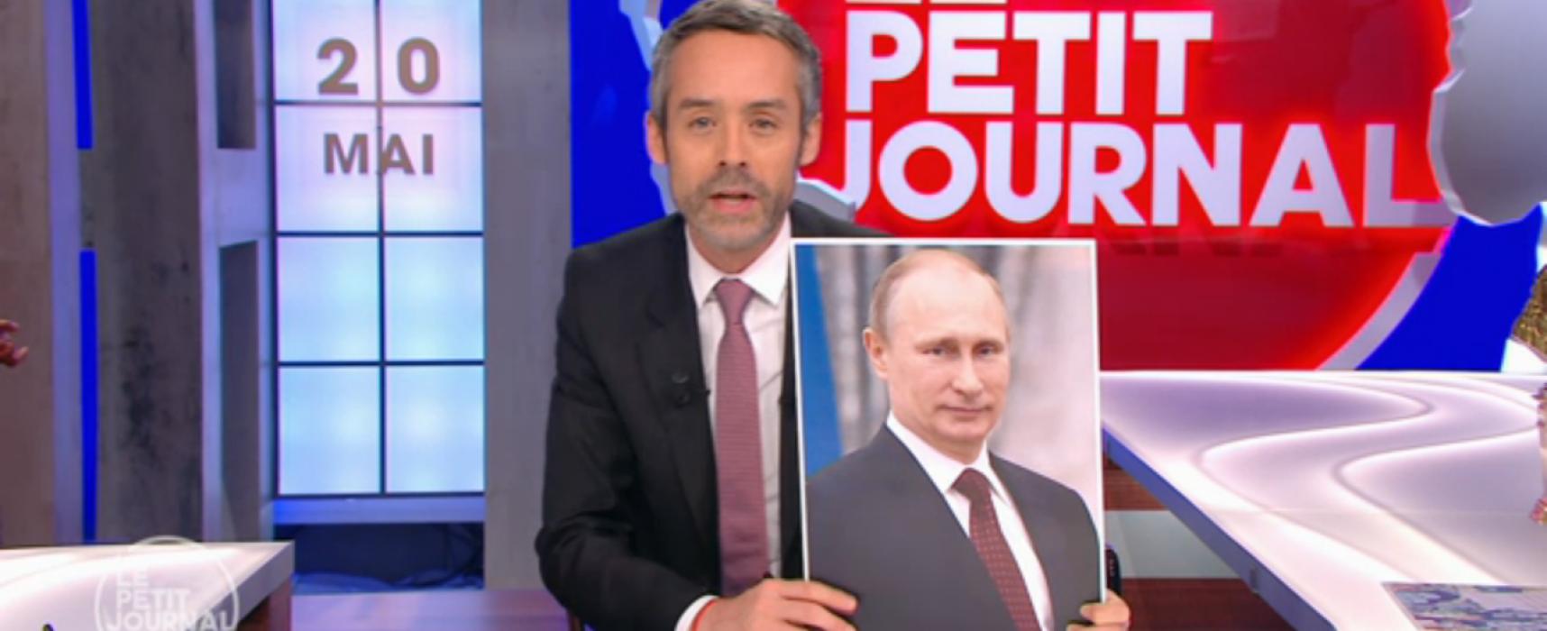 La chaîne de la télévision française a démystifie la propagande de la plus grosse chaîne d'information russe, «Rossia-24»