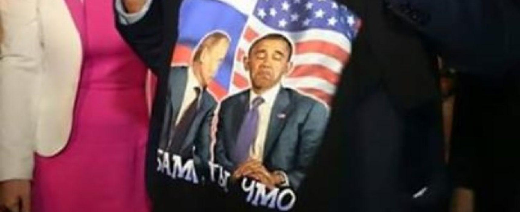 Quelques Sénateurs en campagne pour la levée des sanctions contre la Russie