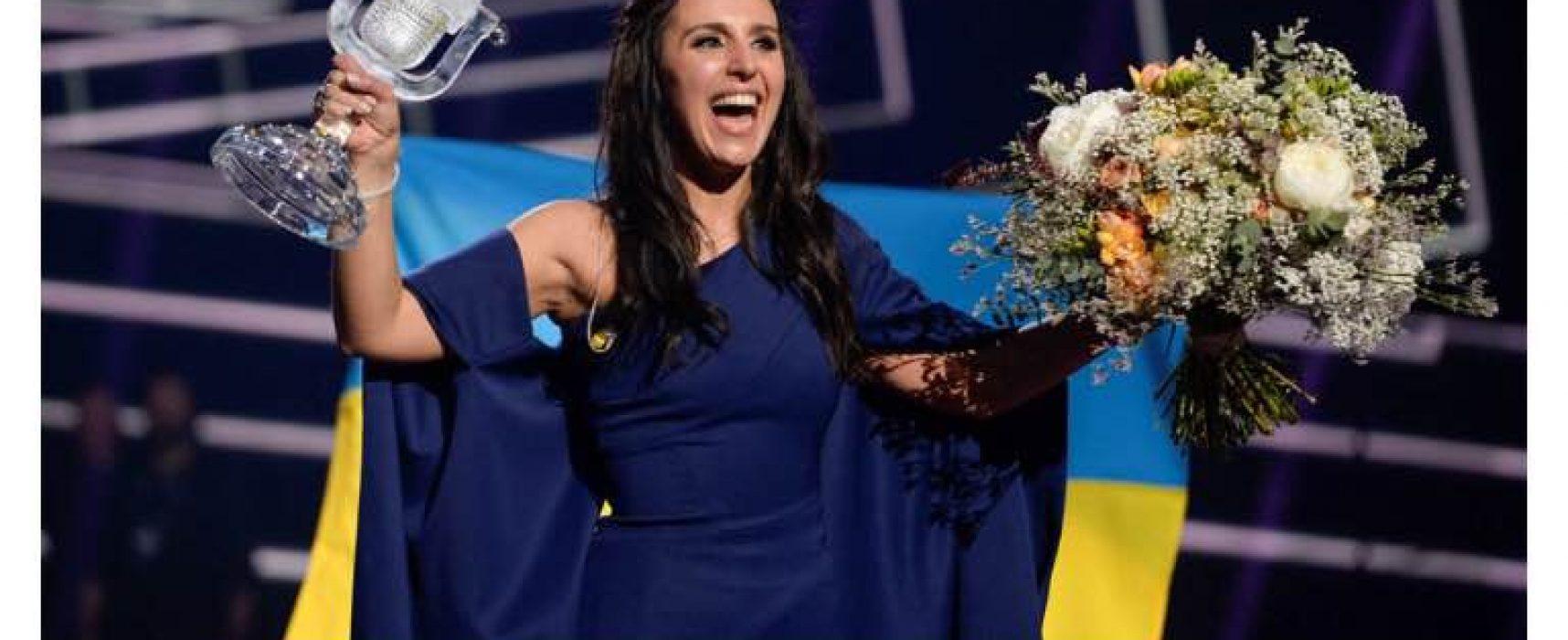 Fake: Europese jury's ontnemen Rusland de overwinning op het Songfestival