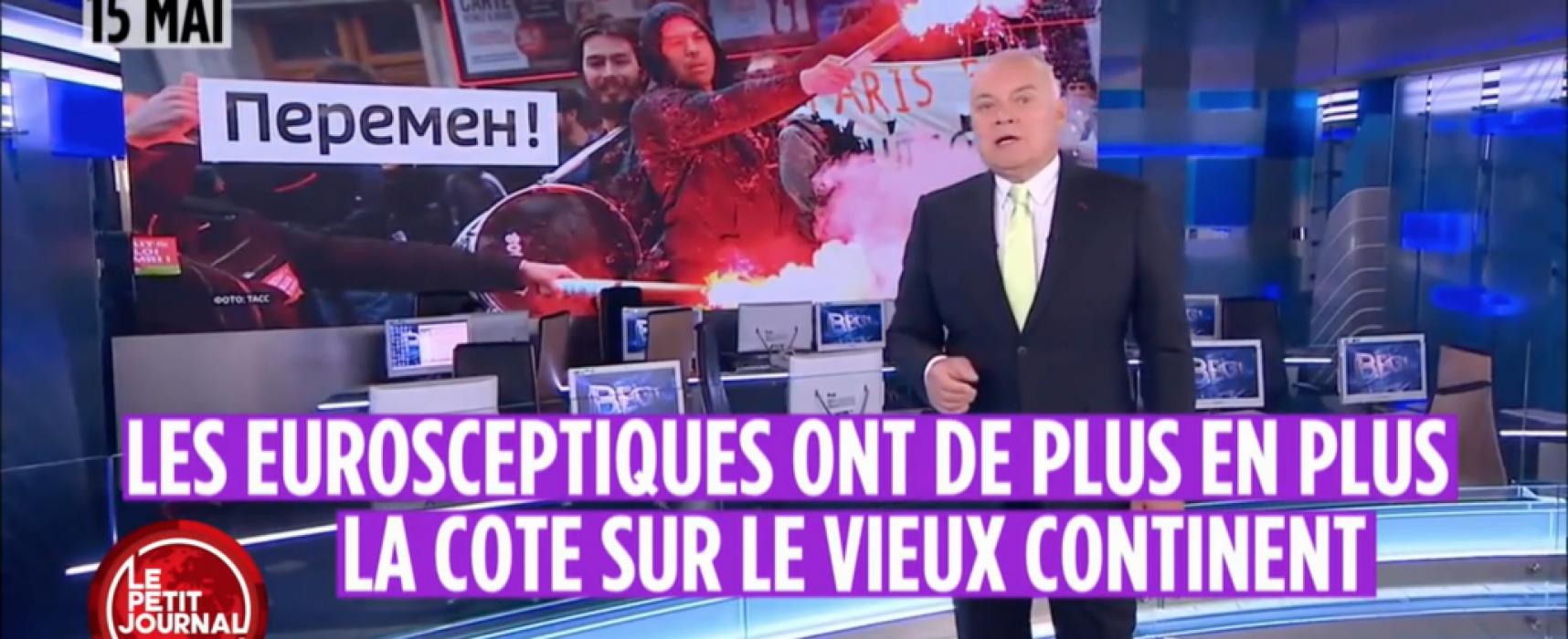 """""""Не сме говорили такива неща!"""" – французи не можаха да се познаят на канал """"Россия"""""""