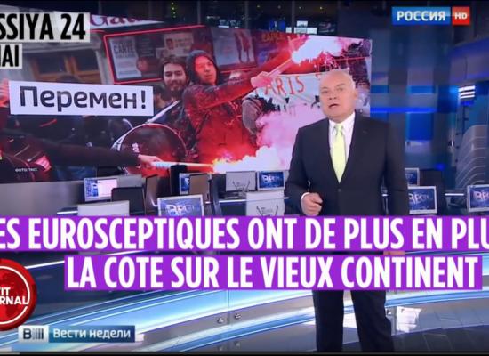 """""""Не сме говорили такива неща!"""" – французи не можаха да се познаят в предаване на канал """"Россия"""""""