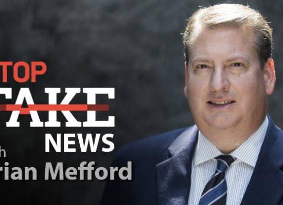 StopFakeNews #84 [ENG] with Brian Mefford