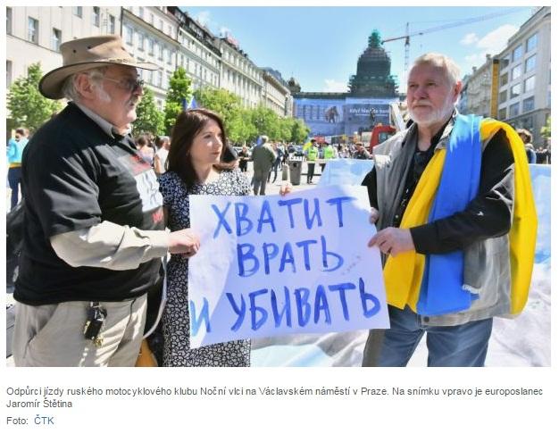 Screenshot de pe site-ul rozhlas.cz