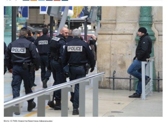 Fake: La France a placé en détention un Ukrainien avec une voiture pleine de battes de baseball