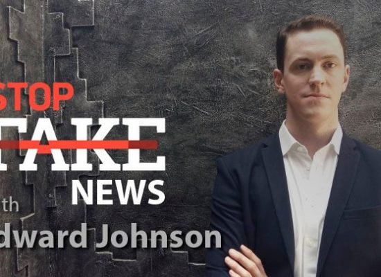 StopFakeNews #85 [ENG] with Ed Johnson