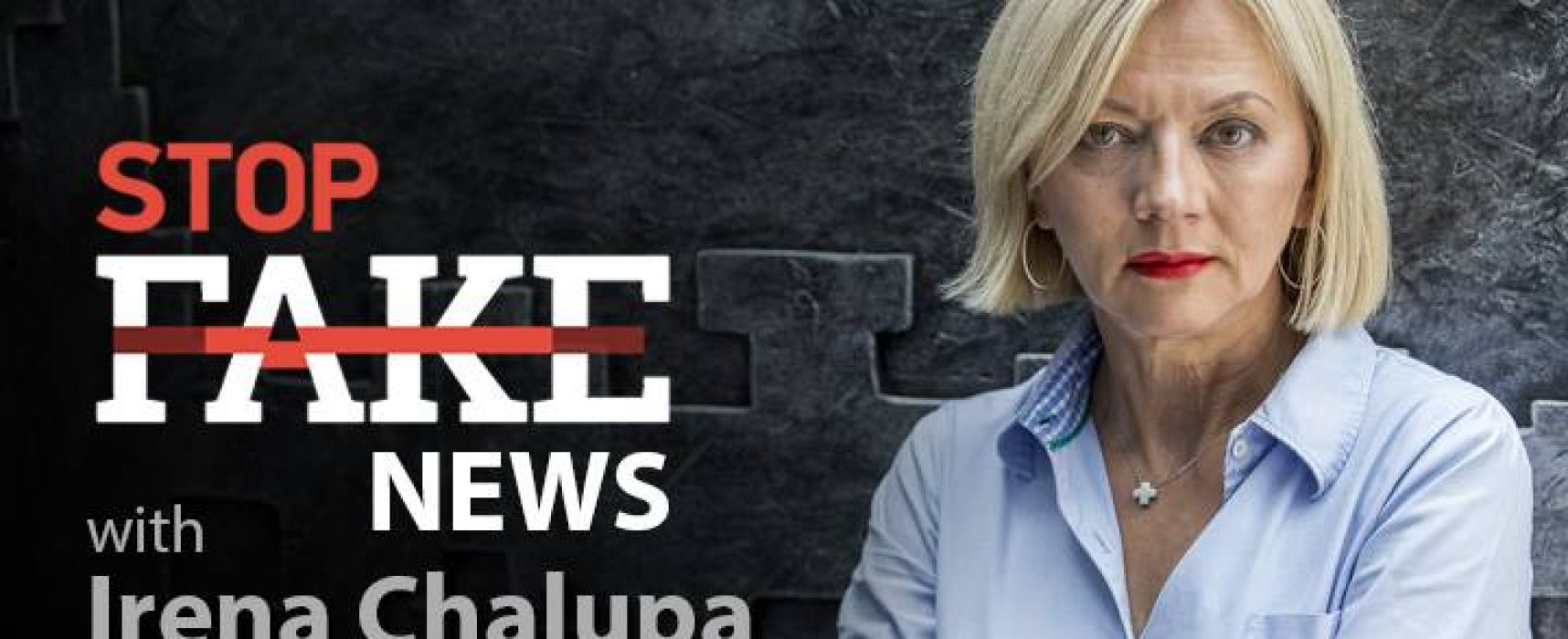 StopFakeNews #88 with Irena Chalupa