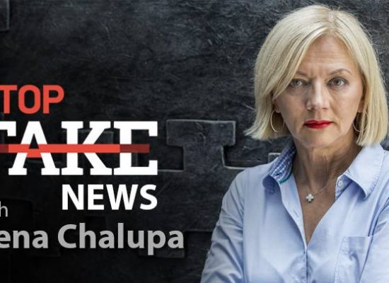 StopFakeNews #88 [ENG] with Irena Chalupa