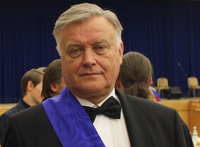 Vladimir Yakunin. Photo: Wikimedia Commons