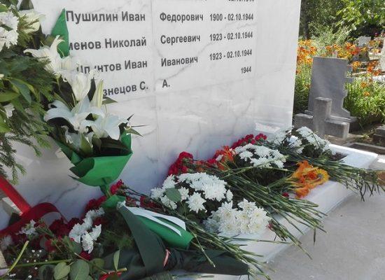 Нова братска могила на съветски войници в София. Как са загинали?