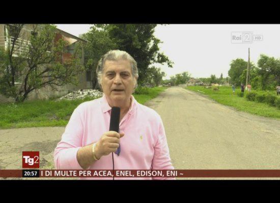 Русская пропаганда на RAI Tg2
