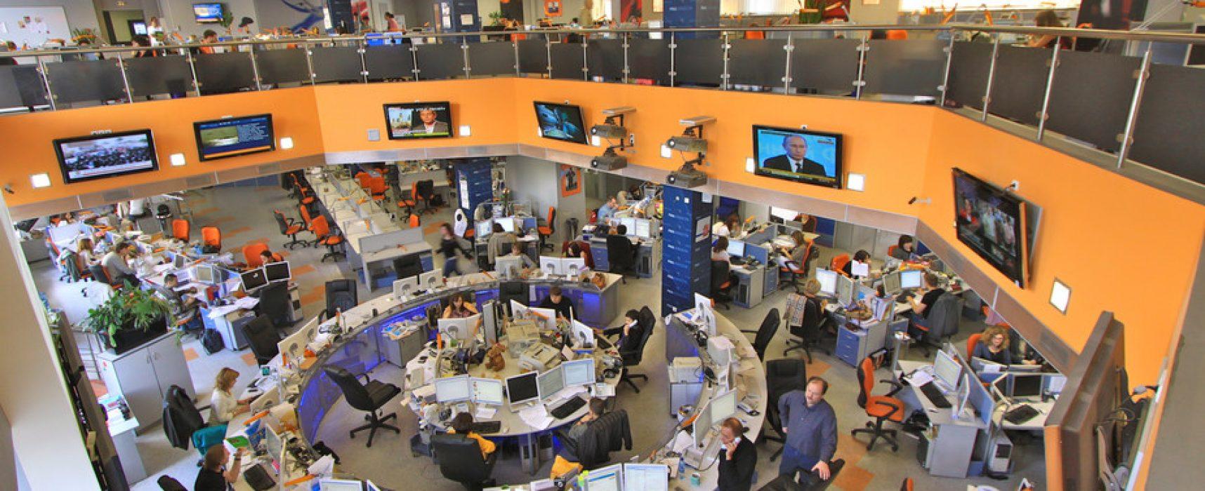 La guerre de l'information russe: pour une réponse globale
