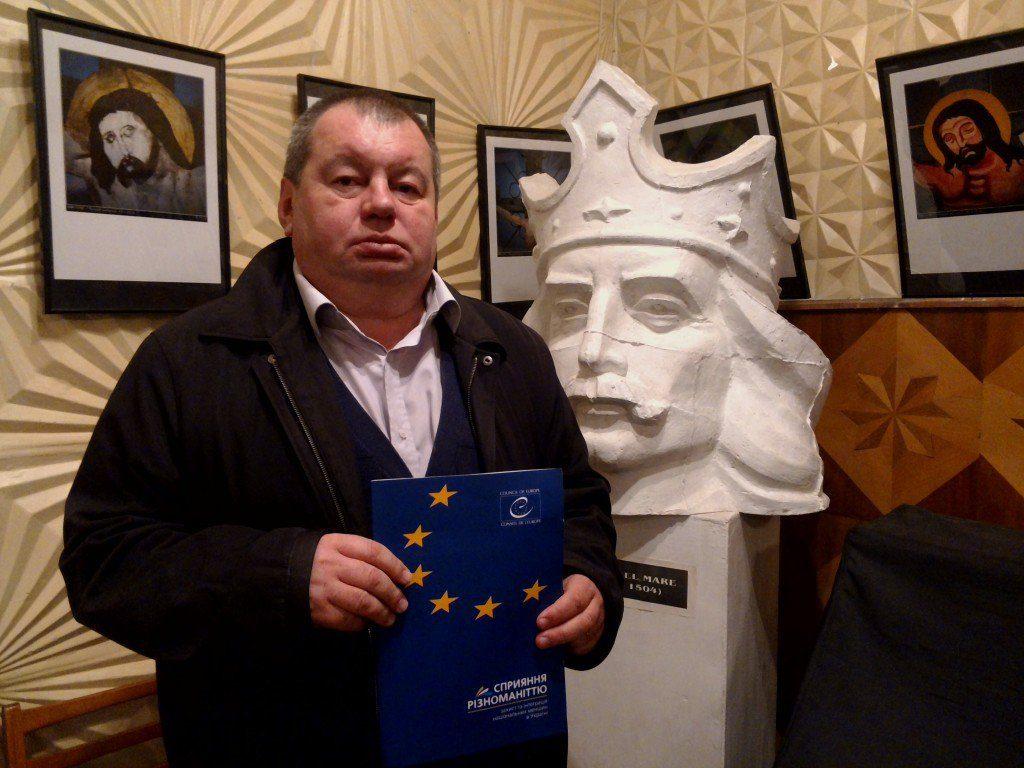 Василий Бику. Снимка: hromadskeradio.org