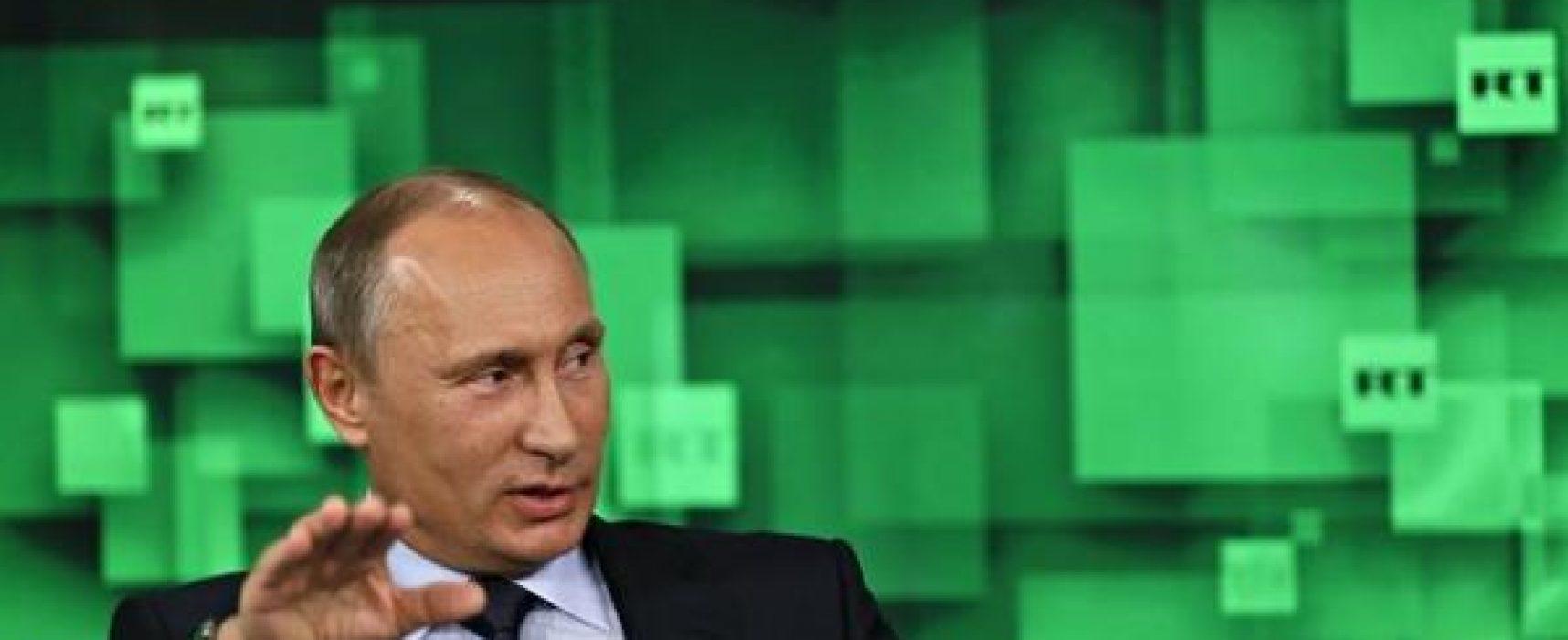 «Мощное зомбирование мозга»: что французские СМИ пишут о Russia Today