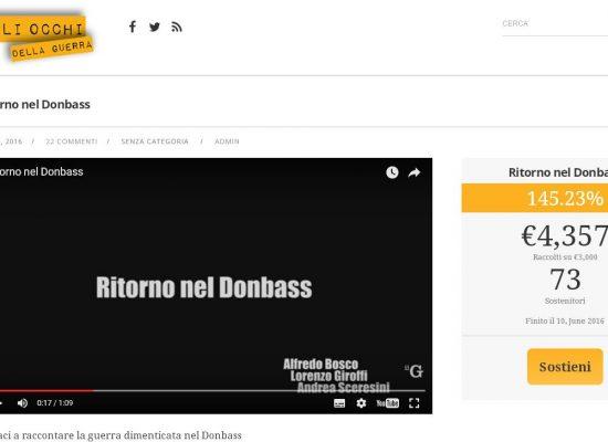 Russia chiama, Italia risponde