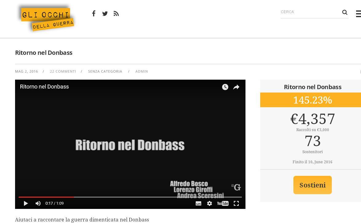 Propaganda russa in Italia